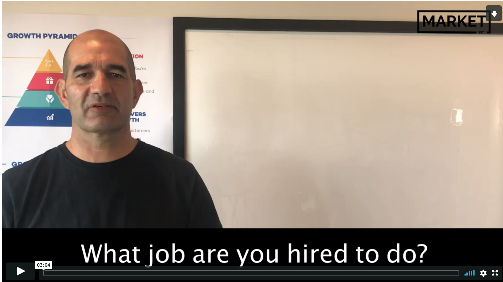 What job are you hired to do?
